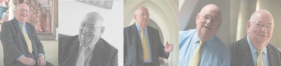 John Kennedy CBE, KSG, KMCO, DL